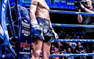 Enzo Pétricig – 13 Aug 2017, Max Muay Thai Pattaya