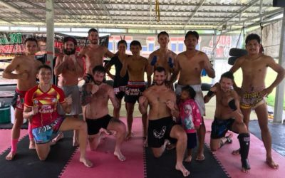 Bull Muay Thai – Come join our small, but strong family of fighters