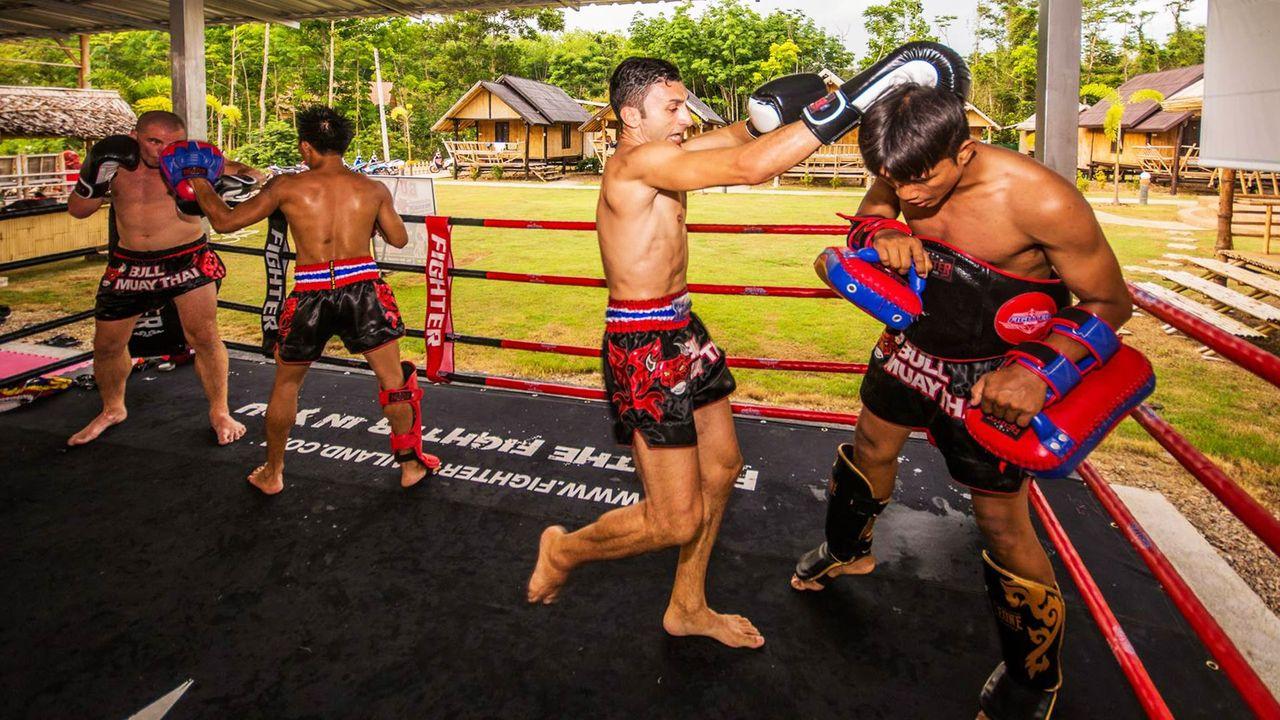 Step Inside The Designer Muay Thai Gym Of The Future forecasting