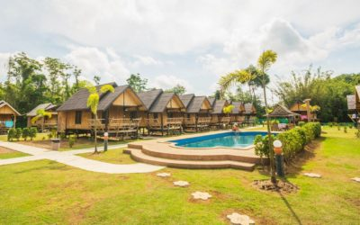 Great training deserves great restitute – Try out the Bamboo Pool Resort
