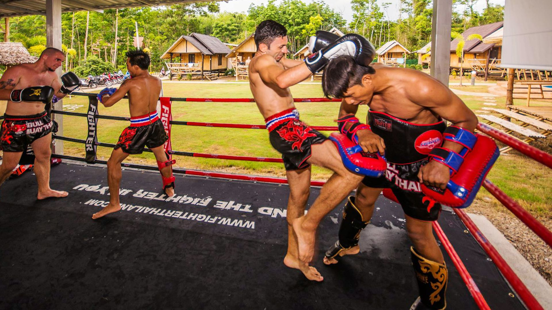 Step Inside The Designer Muay Thai Gym Of The Future