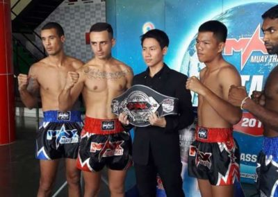 Bull Muay Thai Krabi Francisco Sallent 3