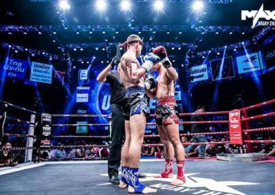 Michael Robin Long 16 July 2017 Max Muay Thai Pattaya1