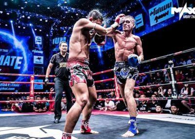 Michael Robin Long 16 July 2017 Max Muay Thai Pattaya5