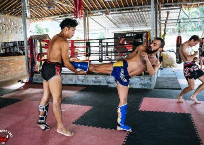 Muay Thai Pro Training Sessions