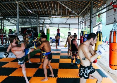 Bull Muay Thai Mixed Traning Sessions 3