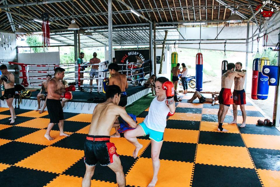 Bull Muay Thai – Muay Thai Camp and Pool Resort for Beginner